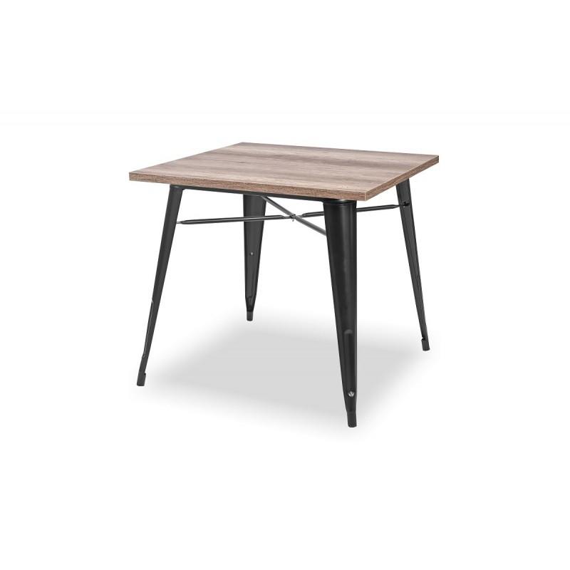 Bistro stůl PARIS 80x80 cm / 28mm
