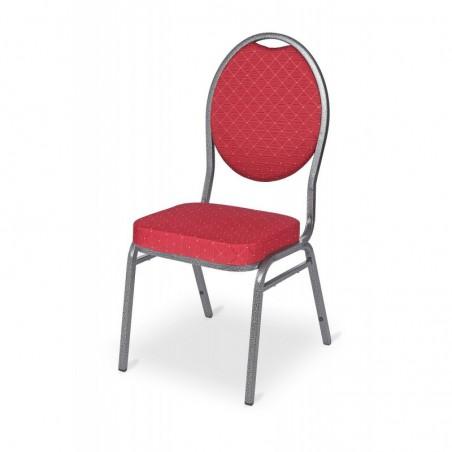 Cateringové (Banketové) židle HERMAN ČERVENÝ