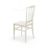 Svatební židle CHIAVARI NAPOLEON PERLA