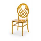 Svatební židle CHIAVARI KING ZLATÝ