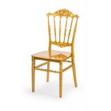 Svatební židle CHIAVARI PRINCESS ZLATÝ