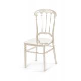 Svatební židle CHIAVARI QUEEN PERLA