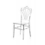 Svatební židle CHIAVARI LORD PRŮHLEDNÝ