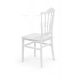 Svatební židle CHIAVARI PRINCESS bílá