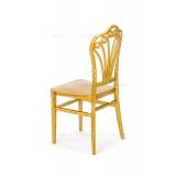Svatební židle CHIAVARI LORD ZLATÝ