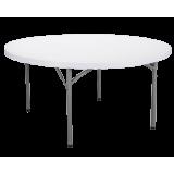 Cateringový skládací stůl 70152 fi 152 cm