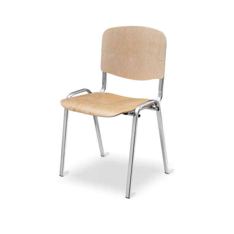 Konferenční židle ISO WOOD