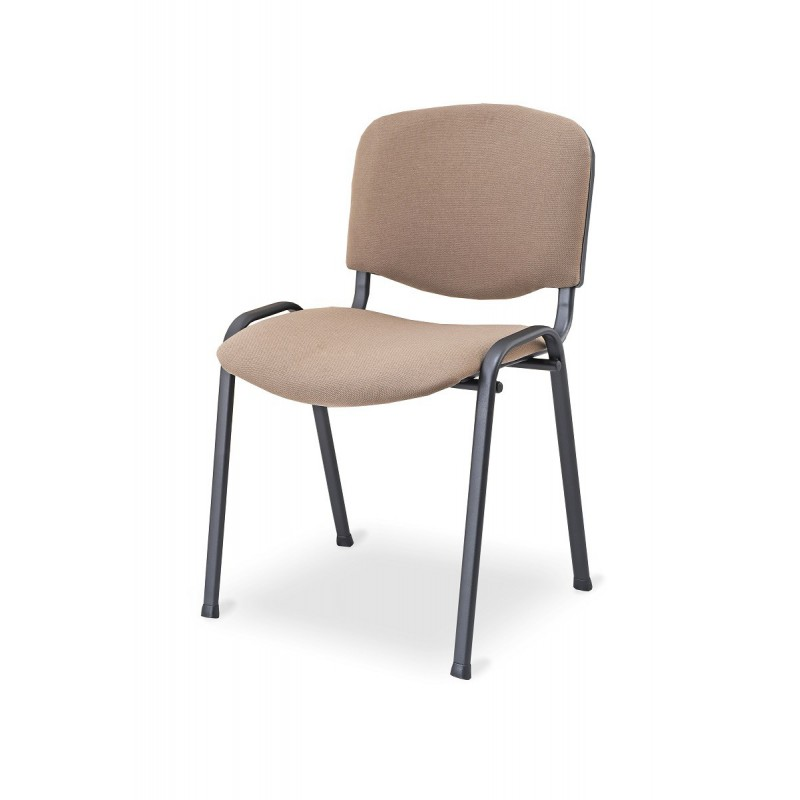 Konferenční židle ISO 24HBL-T hnědý