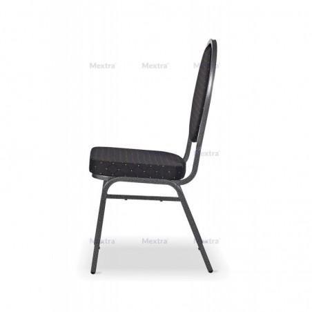 Cateringové (Banketové) židle HERMAN ČERNÁ
