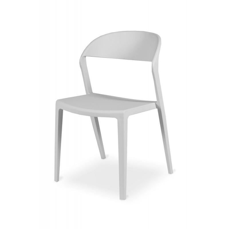 Židle Bistro TOKYO bílá